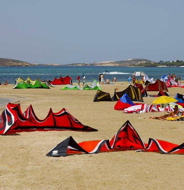 #Paros island, #Greece. Water Sports.