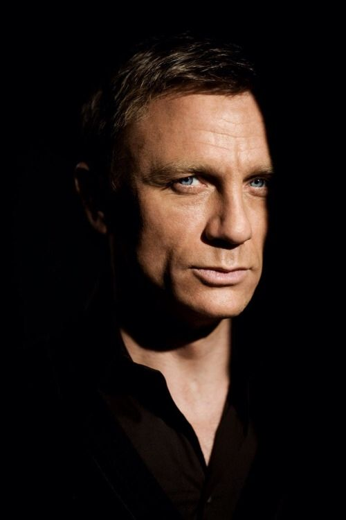 shaken not stirred - Daniel Craig #007