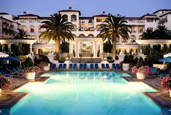 I would love to go on vacation here! Best Spa Indulgence: The St Regis Monarch Beach Resort @Camille Styles @kate spade new york