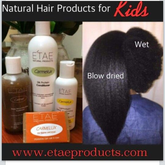 Products To Manage Natural Hair