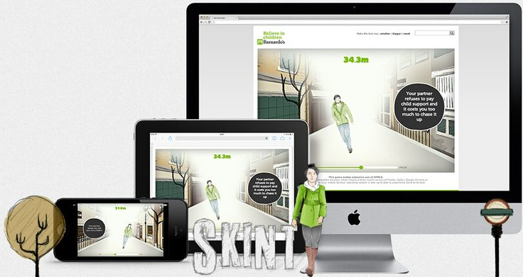 Skint online game