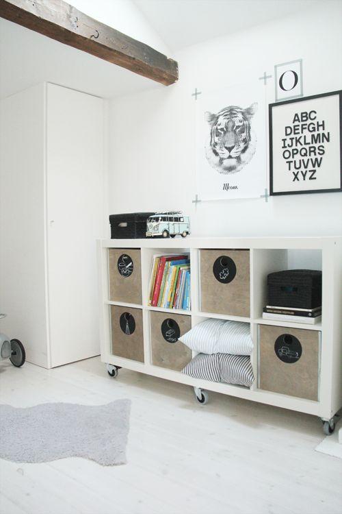 228 Best Ikea Expedit amp Kallax Hacks Images On Pinterest