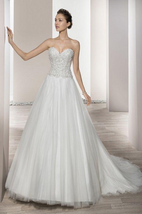 Νυφικά Φορέματα Demetrios Collection - Style 687