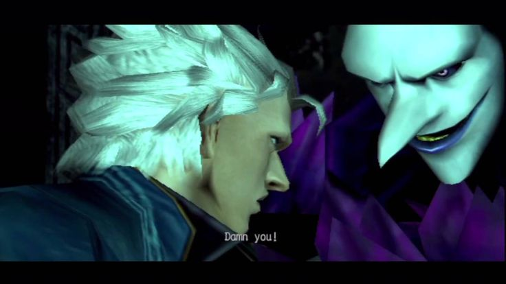 Devil May Cry 3 HD: Dante vs Vergil 2