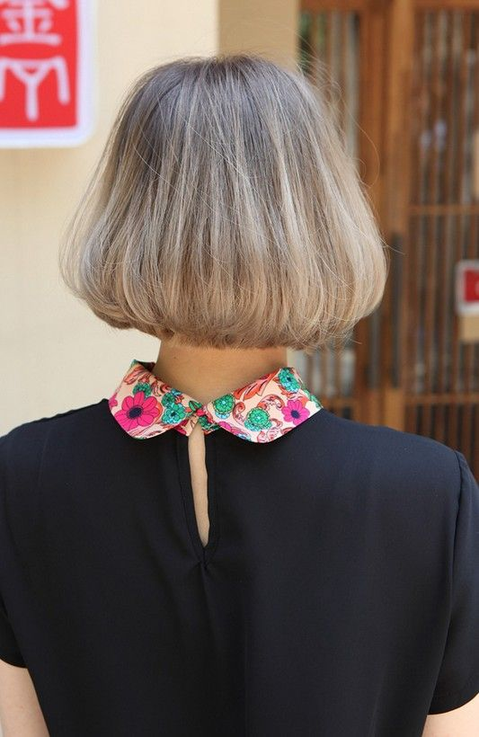short hair styles back view back view of trendy medium length bob cut japanese 9605 | a84a4bc9605dc5eff8a724e077aa7adb