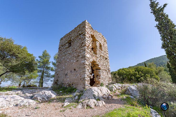 https://flic.kr/p/StUfwW | Πύργος της Ανθούσας