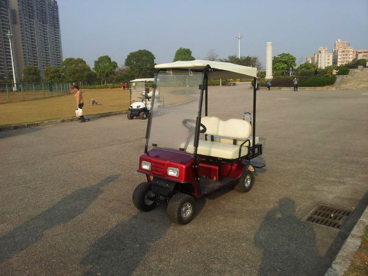 Cheap Used Electric Golf Carts for sale, 50% price off OEM Golf Cart with curtis controller