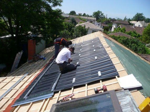 78 best id es propos de isolation toiture sur pinterest for Isolation toiture terrasse