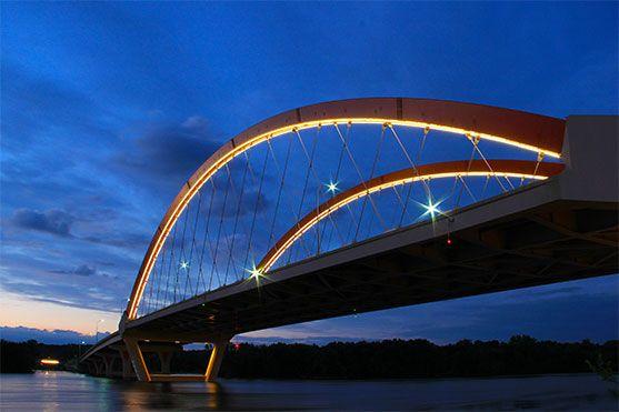 That bridge, Hastings Minnesota