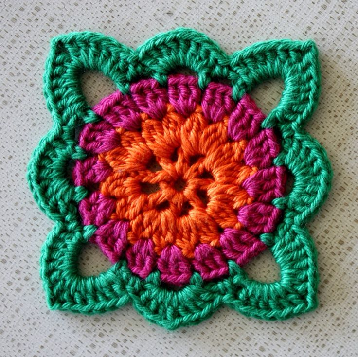 Lovely crochet! (Not made by me)
