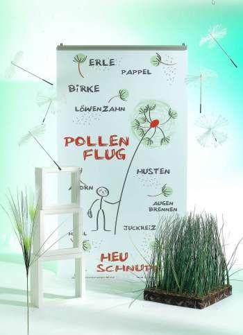 "Dekopaket ""Pollenflug"""