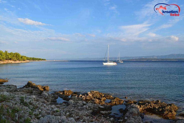 #Segeln in #Kroatien #Brac #Dalmatien #Reise #Urlaub #Meer #Adria