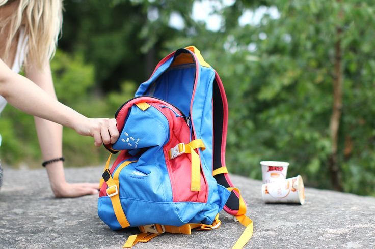 Going camping or hiking? Take a Berrie with you :)