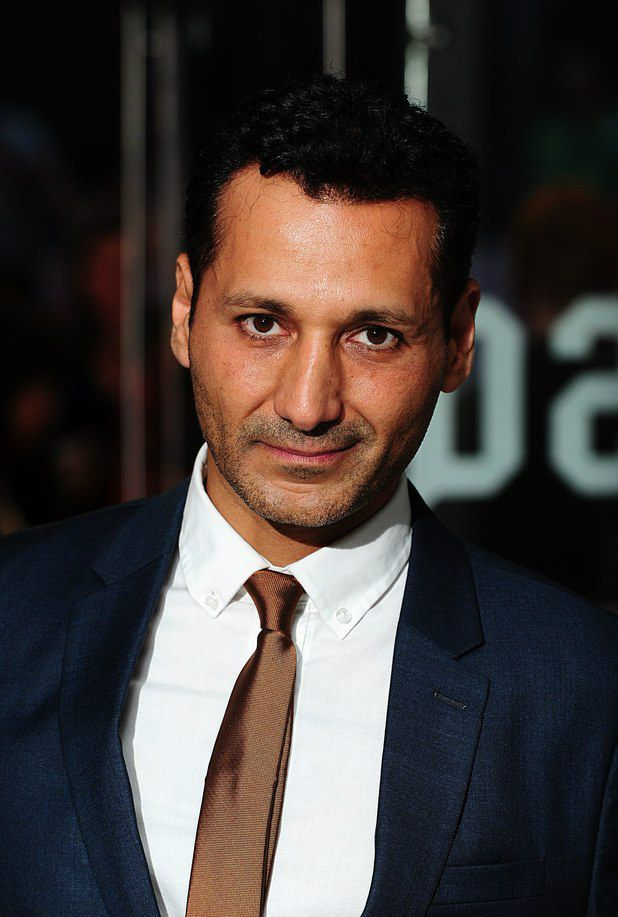 Gosh Cas Anvar always look handsome being Dodi in Diana premiere at the Odeon Leicester Square, London.