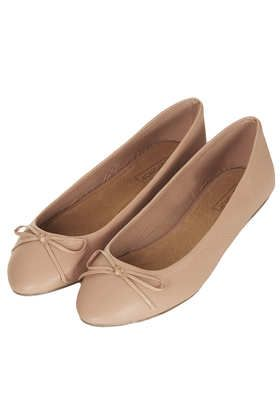 MIXER Tumbled Ballerina Shoes
