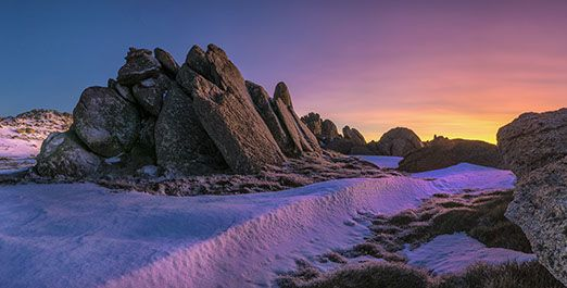 Mount Kosciuszko Winter Adventure