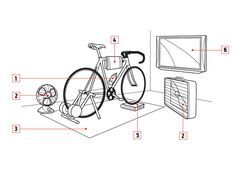 How to Ride Inside: Indoor Trainer Workouts for Cyclists   Leisure Fitness Equipment