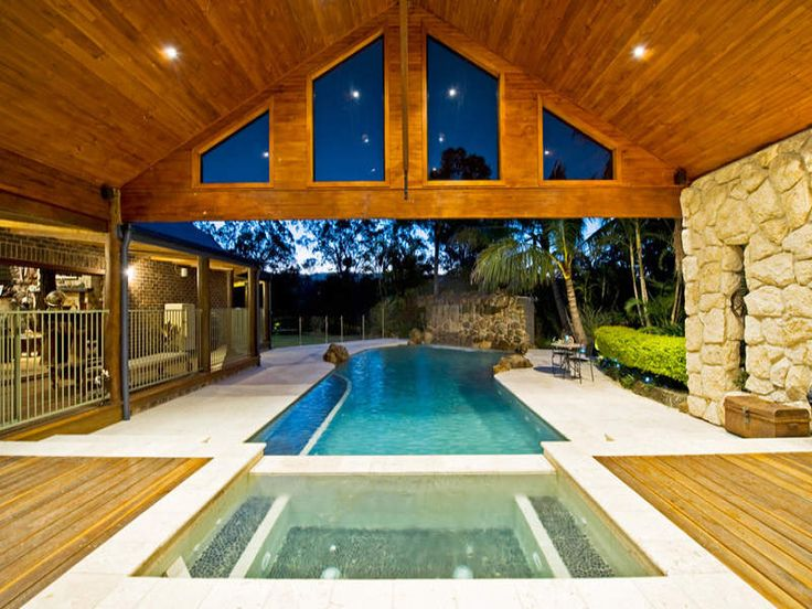 In-ground pool ideas