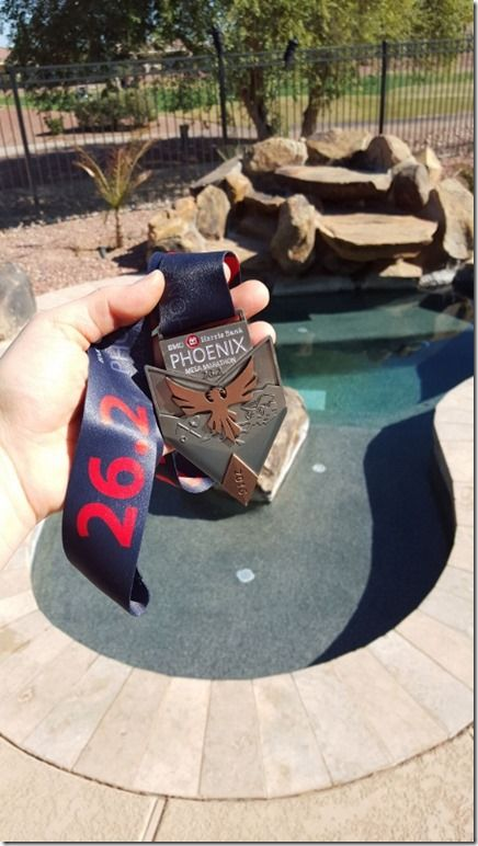 When You're LAST To Start the Phoenix Marathon (Results and Recap) - Run Eat Repeat