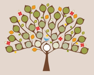 genealogy tree - Family Tree Design Ideas