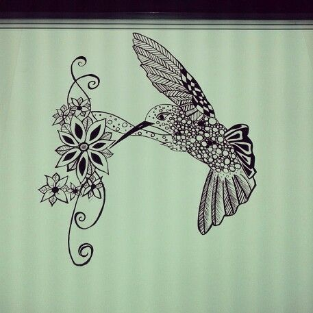 Bird. Graphic Design. Class project. My design .