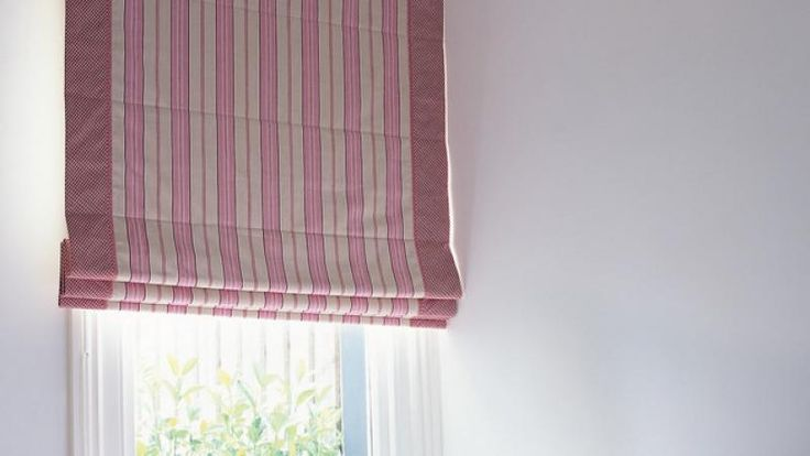 Homelife - How To Make A Roman Blind