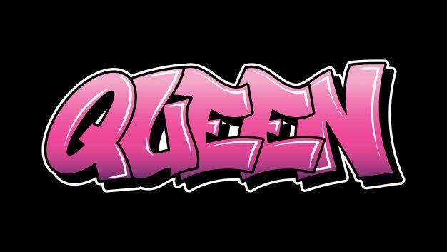 Alfabeto De Graffiti De La Vieja Escuela Letras Decorativas Vandalismo Street Art Estilo Salvaje Libre Palabras De Graffiti Letras Graffiti Disenos De Graffiti