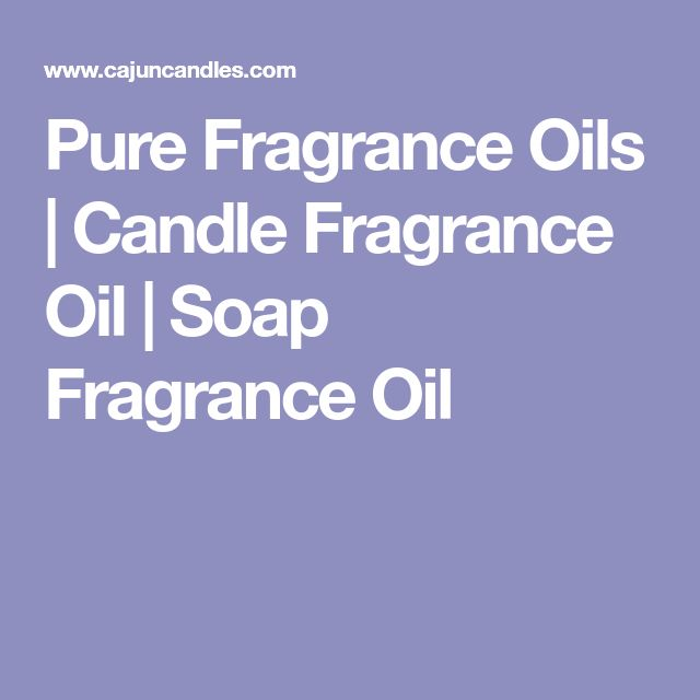Pure Fragrance Oils | Candle Fragrance Oil | Soap Fragrance Oil