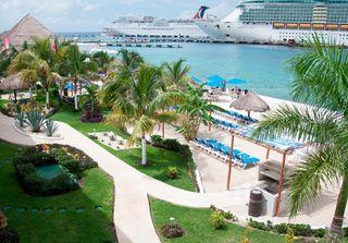 Hotel El Cid la Ceiba Beach, Cozumel: The excellent holiday hotel El Cid la Ceiba Beach enjoys a wonderful… #Hotels #CheapHotels #CheapHotel