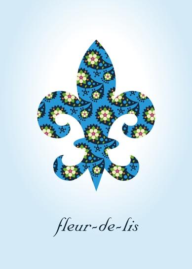 Paisley Fleur de Lis Art Print   Blue: Paisley Fleur, Pink Fleur De, Art Prints, Paisley Prints, Funky Fleur, De Lis Funky, Fleur De Lis, Lis Art, 1250