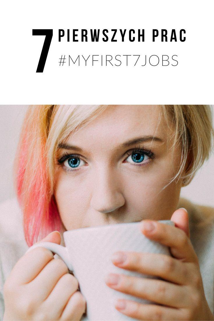 #myfirst7jobs #myfirstsevenjobs