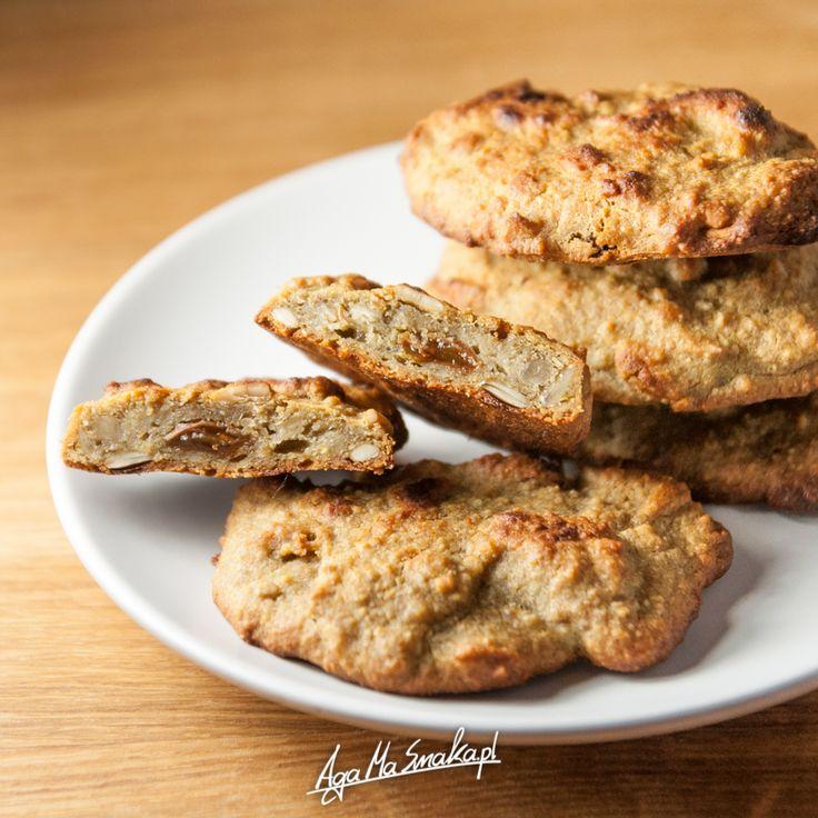 30-minutowe ciastecza słonecznikowo-gryczane