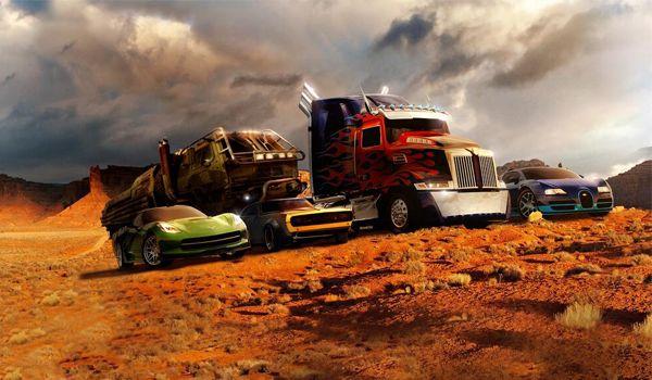 Lista de canciones de la banda sonora de Transformers 4: Age Of Extinction