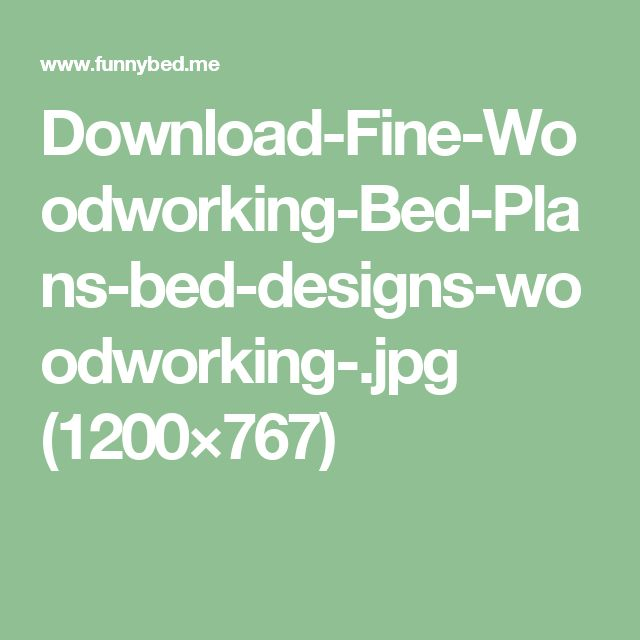 Download-Fine-Woodworking-Bed-Plans-bed-designs-woodworking-
