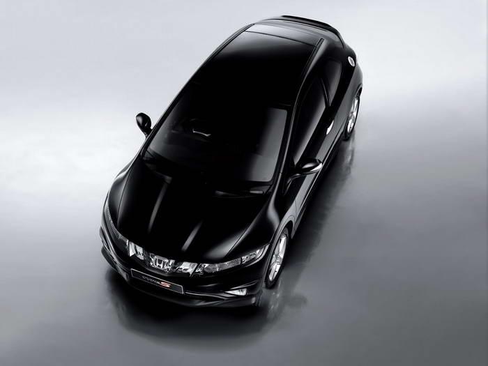 Honda Civic type S - my car :)