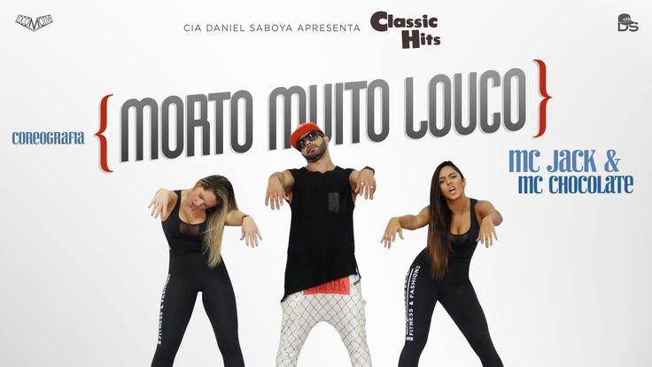 Um Morto Muito Louco - MCs Jack e Chocolate - Classic Hits Cia Daniel Sa...