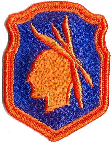 98TH TRAINING DIVISION