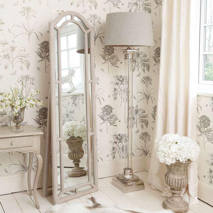 Дизайн интерьера спальни в стиле прованс-24