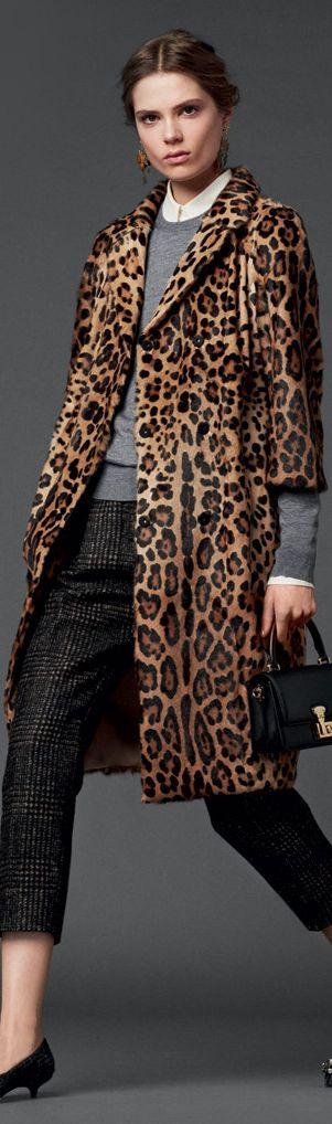 Dolce & Gabbana | Woman Collection F/W 2013