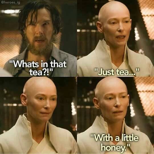 YES, YES, YESSS! This is what I've been looking for; I love having my tea with honey...wonder why?