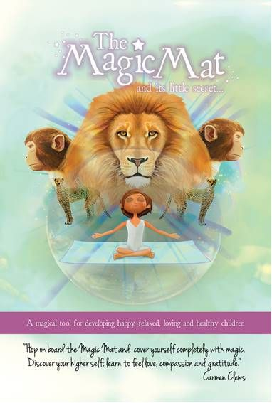 The Magic Mat and its little secret - Book and DVD – Rainbow Magic