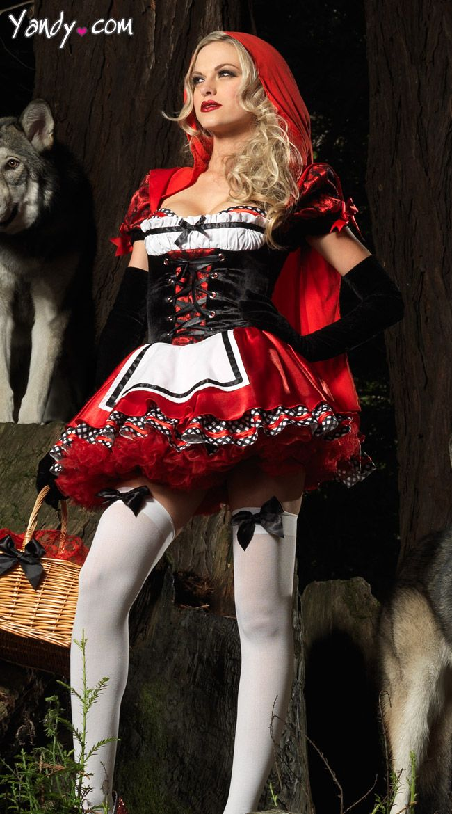 Share your Little red riding hood adult