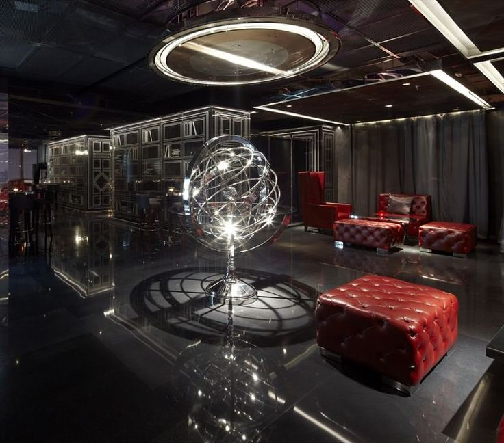160 best Modern Nightclub and lounge interiors images on Pinterest ...