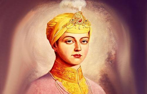 SIKH GURU-SHRI GURU HARKRISHAN JI