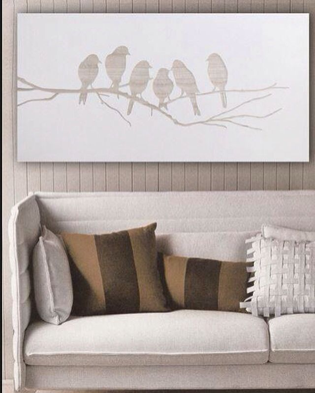 Gorgeous white birds by Warranbrooke Carved Mango wood Makes a bold statement in any home AS seen on TV recently #houserules #bedroomwallart #trending now