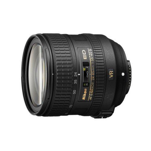 [Nikon] AF-S NIKKOR 24-85mm f/3.5-4.5G ED VR DSLR ~ Genuine New, Never Opened~