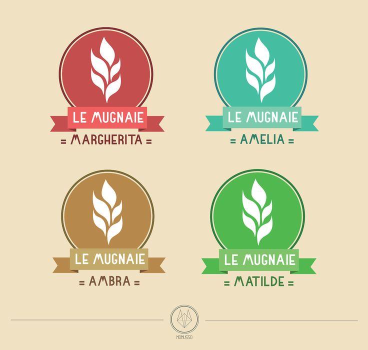 Logo per farine