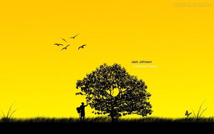 Jack Johnson - in between dreams cd cover - love