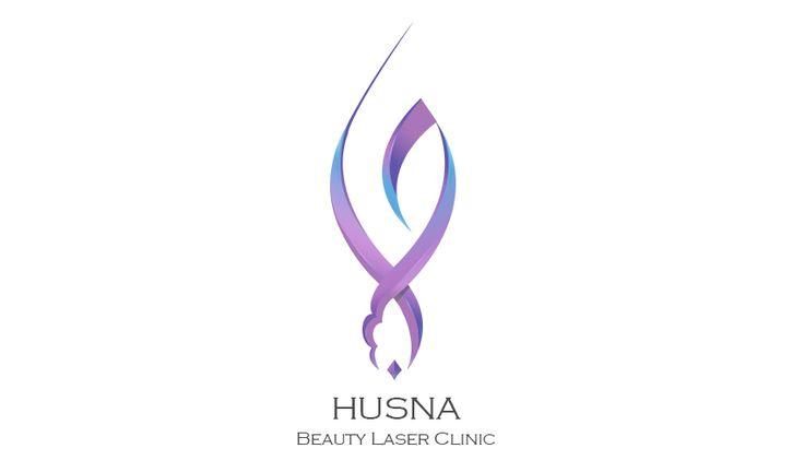 HUSNA- Arabic Calligraphy Logo Design on Behance
