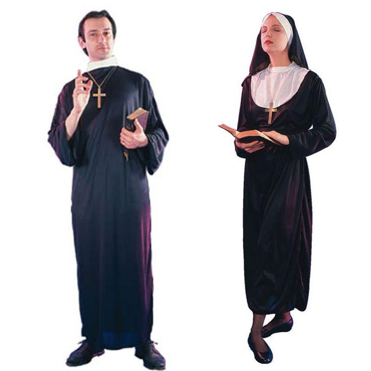 Costumes pour couples Religieux #déguisementscouples